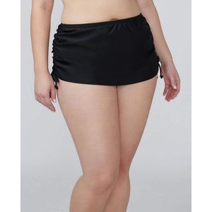 🎀NWT🎀 Cacique Drawstring Swim Skirt.